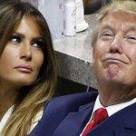 پیام تبریک ترامپ به مناسبت تولد همسرش جنجال ساز شد!