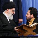 دیدار قاریان و حافظان برتر با رهبرانقلاب + تصاویر