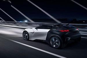 جدیدترین خودرو رویایی پژو + تصاویر