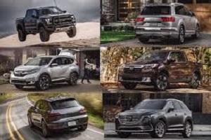 محبوبترین خودروهای شاسی بلند دنیا + تصاویر