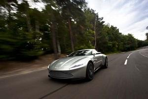 خودرو خاص جیمز باند در Spectre + تصاویر