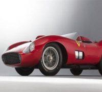گران ترین خودروی جهان فراری ۳۳۵ اسپرت اسپایدر اسکالیهتی مدل ۱۹۵۷+ تصاویر