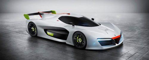 سریع ترین خودروی هیدروژنی + تصاویر