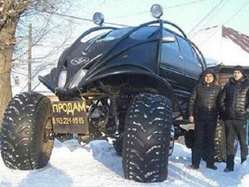 ماشین کوهستانی