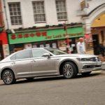 شرکت فولکس واگن از خودروی لوکسش به نام فیدئون رونمایی کرد+تصاویر