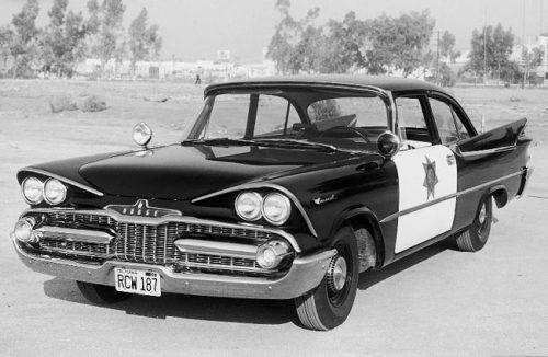ماشین های پلیس