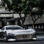 خودروی سوپر اسپرت مرسدس، ستاره نمایشگاه پاریس۲۰۱۶+تصاویر