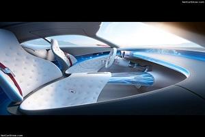 طراحی حیرت انگیز خودروی کانسپت مرسدس-مایباخ ویژن ۶+تصاویر