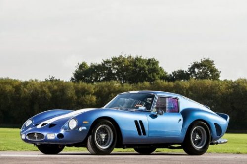 فراری 250 GTO کلاسیک