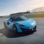 مک لارن ۵۷۰S به زودی در بازارهای خودروی جهان عرضه خواهد شد+تصاویر
