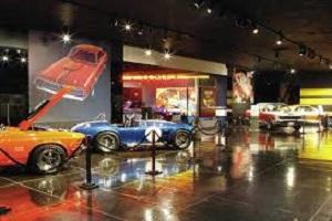 خودروهای زیبای هنری در موزه پترسن لس آنجلس+تصاویر