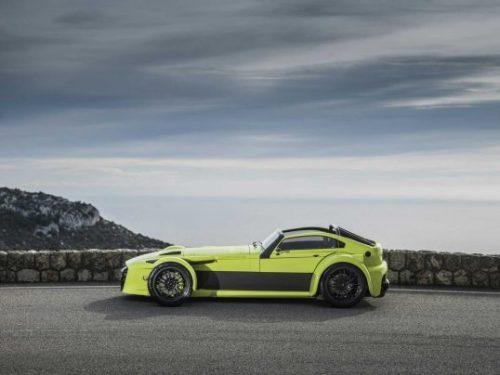 دونکروورت D8 GTO-RS