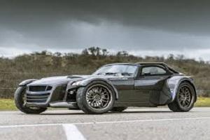 دونکروورت D8 GTO-RS یک سوپراسپورت درجه یک هلندی+تصاویر