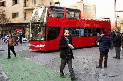 اتوبوس دو طبقه