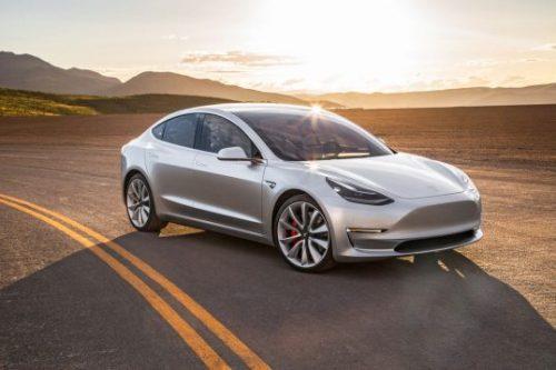 خودروی الکتریکی