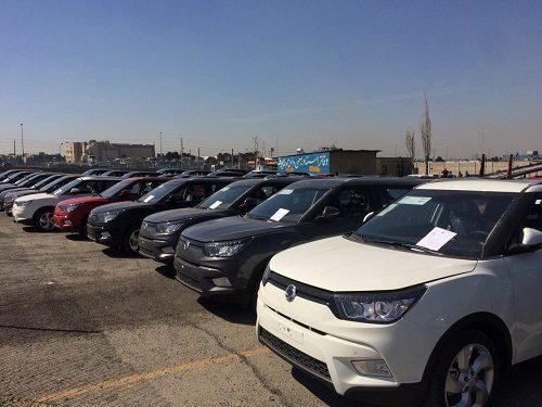 عیدی با طعم خوش قولی برای خریداران خودرو تیوولی + تصاویر