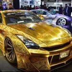 معرفی گران ترین خودرو نیسان در نمایشگاه اتومبیل دبی + عکس