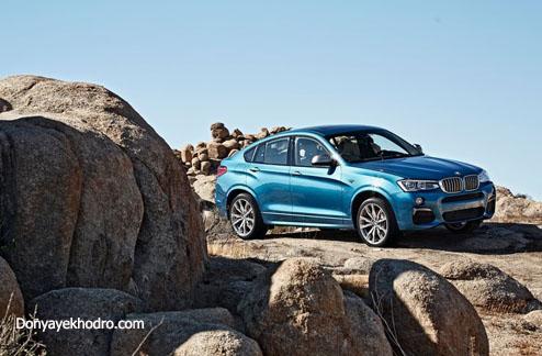 BMW X40i رسما معرفی شد + تصاویر