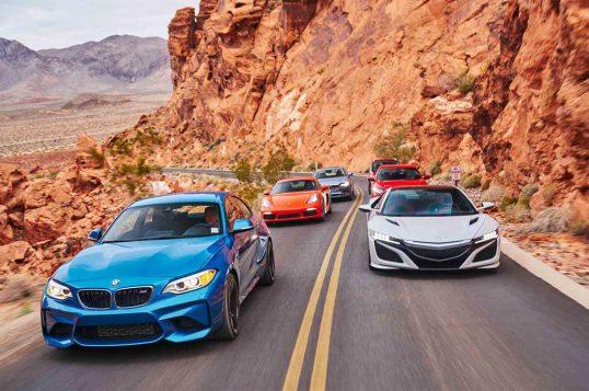 برترین خودروهای سال 2017 اینها هستند+تصاویر