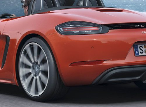 پورشه ۷۱۸ باکستر، رودستری برای لذت رانندگی +تصاویر