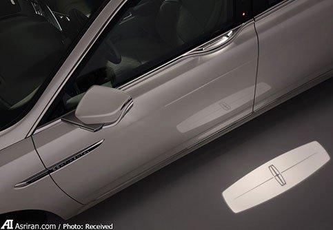 ماشین خاصی که خودش را برای مالکش لوس می کند!! + عکس