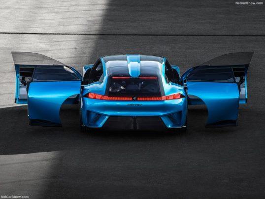 پژو Instinct خودرویی با طراحی خاص+تصاویر