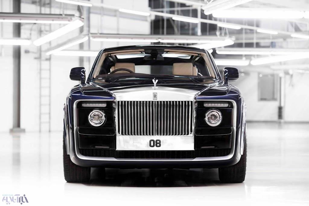 گرانقیمتترین خودروی جهان