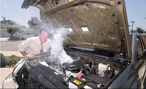 علت داغ کردن خودرو چیست؟