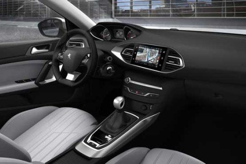 مشخصات پژو 308 مدل جدید