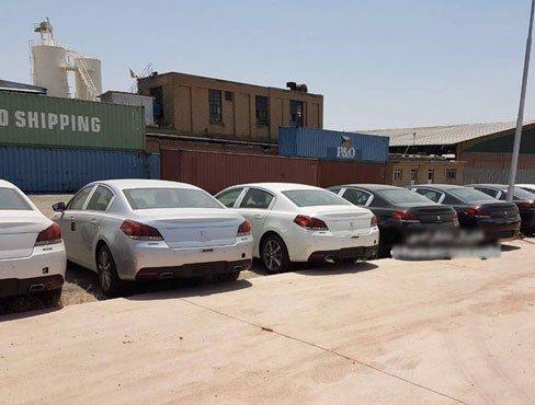 تولید پژو 508 در ایران خودرو