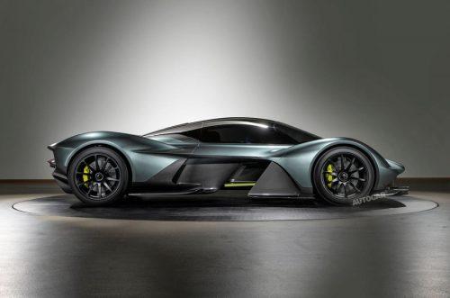 والکری ابر خودرویی فوق پیشرفته با قیمت ۱۵ میلیارد تومانی