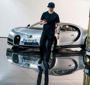 خودروی جدید کریستیانو رونالدو چه خواهد بود؟