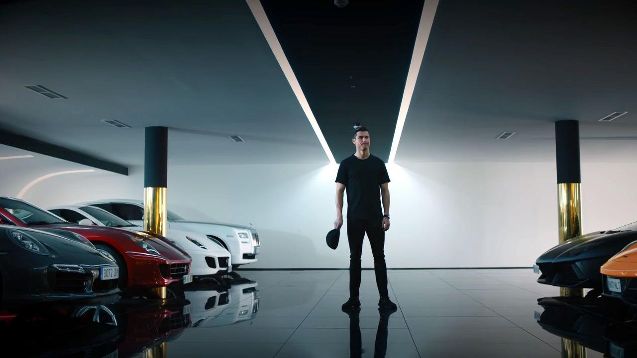 خودروی جدید کریستیانو رونالدو