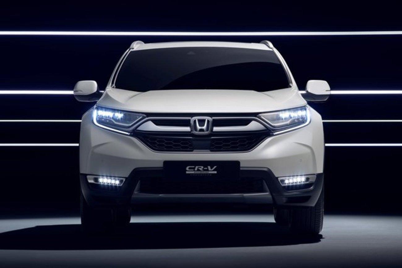خودروی CR-V هوندا