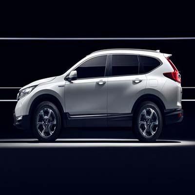 خودروی CR-V هوندا به بازار می آید شگفتی از خودروهای هیبریدی