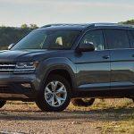 بررسی خودروی فولکس واگن اطلس ۲۰۱۷