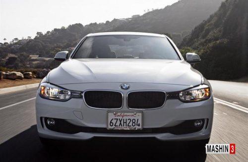 خودروی BMW سری 3