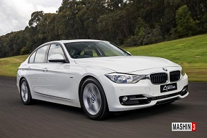 خودروی BMW سری ۳ بهترین سدان لوکس زیر ۳۰۰ میلیون
