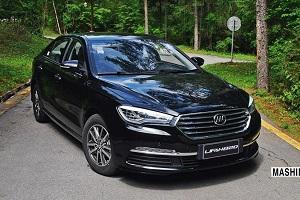 معرفی خودروی لیفان ۸۲۰ بهترین خودروی چینی بازار