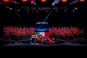 رونمایی از تولید قرمزپوش جدید فراری امید تازهای برای قهرمانی در مسابقات