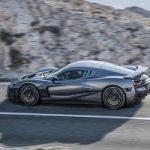 سریع ترین خودروی الکتریکی جهان رونمایی شد