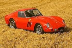 فراری ۲۵۰ GTO کلاسیک به عنوان گران قیمت ترین فراری تاریخ شناخته شد+تصاویر