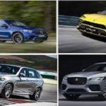 ۱۰ مدل از سریع ترین خودروهای شاسی بلند جهان + تصاویر