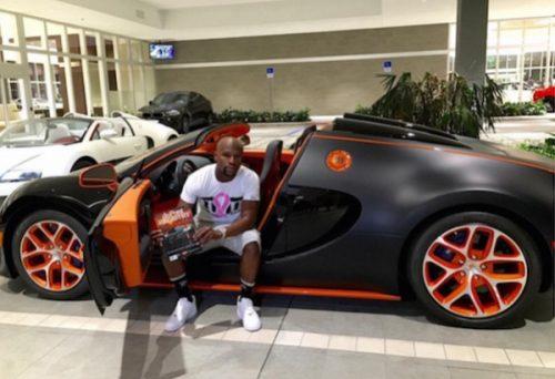 بوگاتی ویرون گران ترین ماشین