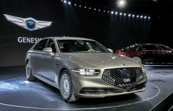 آشنایی با خودروی جنسیس G90 2020