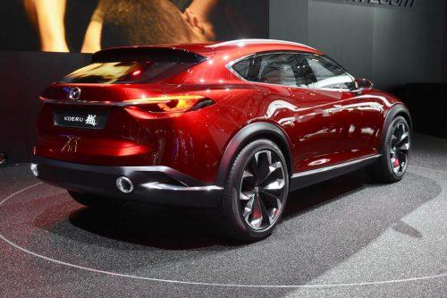 آشنایی با ویژگی های خودروهای جدید مزدا CX3