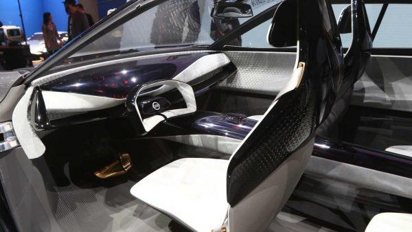 خودروی جدید نیسان