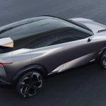 معرفی آی ام کیو خودروی جدید نیسان