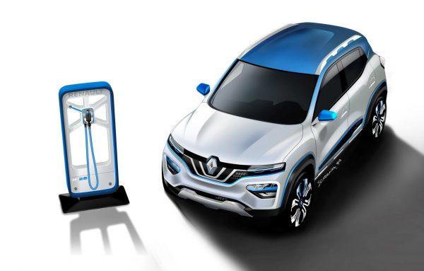 معرفی جدیدترین خودروی الکتریکی رنو