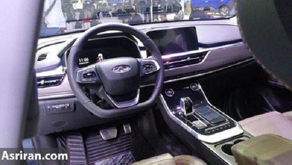 خودروی تیگو 8